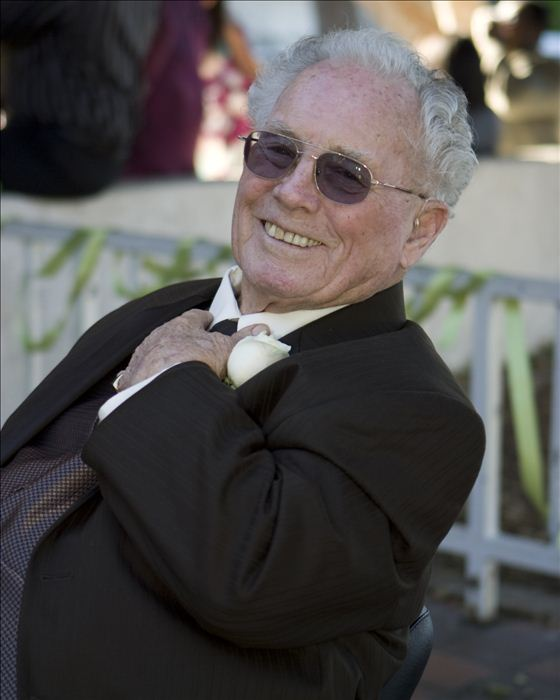 Photograph of Ray Ellars at the January 2009 wedding of Michael and Natalee
